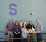 SHS Recognizes First Responders