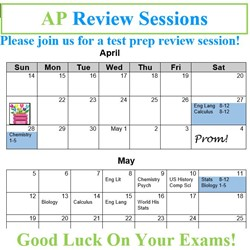 AP Review Sessions