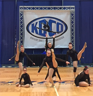 SHS Dance Jumpers compete at State Competition