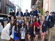 SHS DECA Competes in International Career and Development Conference