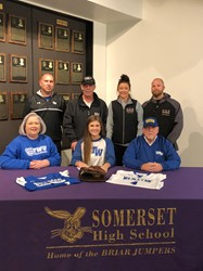 Emily Spears signs with Tennessee Wesleyan