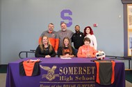 Haley Ellison signs with Union College