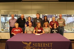 Johnson Signs With Transy