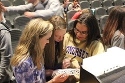 SHS Students Participate in 3D Technology