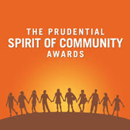 The Prudential Spirit of Community Award