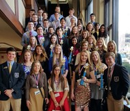 DECA Program Has Great Success at DECA State Conference!