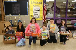 Bethany House Canned Food Drive
