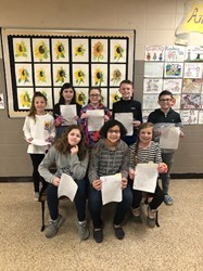 Meece Middle School's Writing Contest