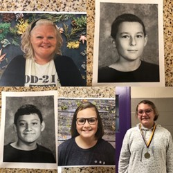 MMS Character Salute Winners for October - Courage