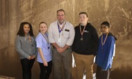 MMS March Character Salute Winners