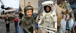 MMS Students Visit Space Camp in Huntsville, Alabama