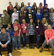 MMS Students Tour Toyota Plant