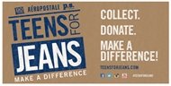 Jeans for Teens Drive