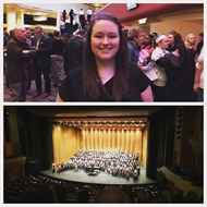 All-State Choir Performance