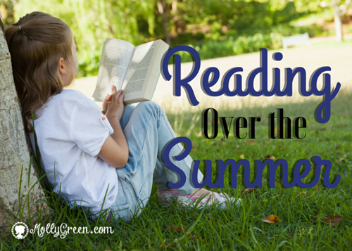 Reading & Learning All Summer Long!