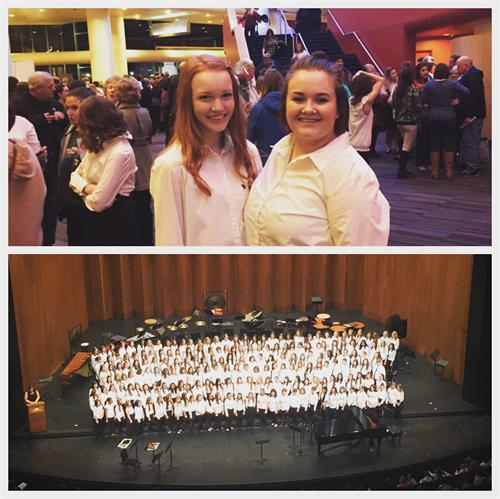 All State Junior High SSA Chorus