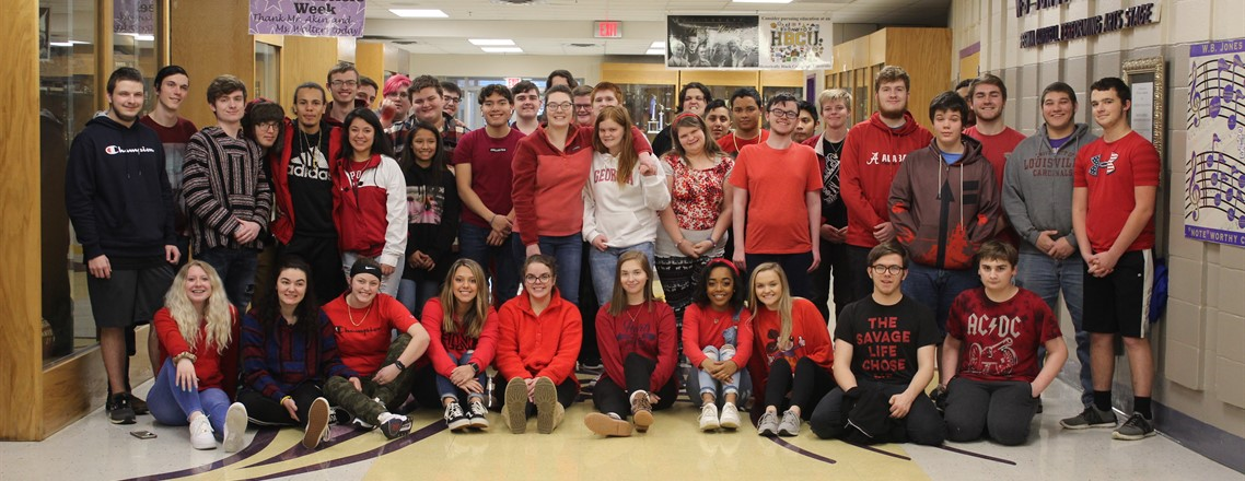 Wear Red for Heart Awareness