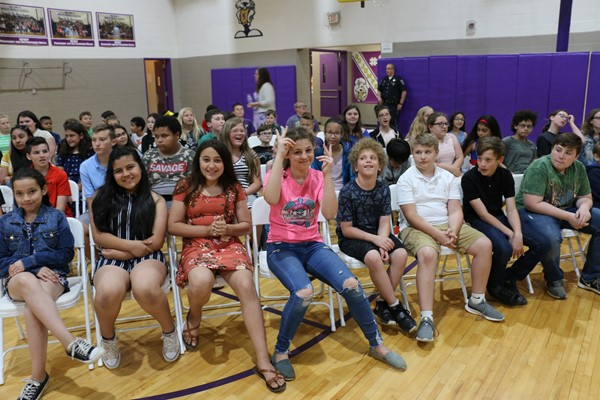 5th Grade 2019 Award Day Ceremony Pictures