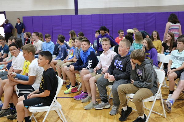 6th Grade 2019 Award Day Ceremony Pictures