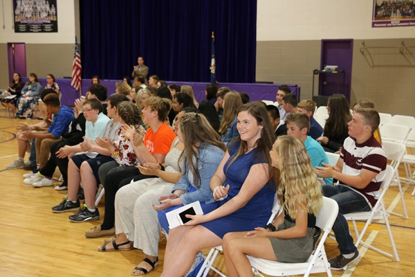 7th Grade 2019 Award Day Ceremony Pictures