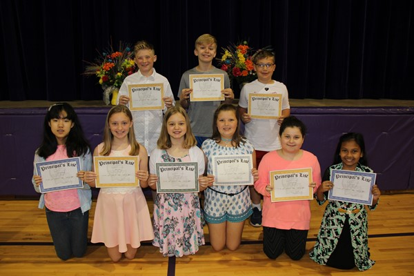 5th Grade Awards Day