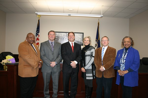 December Board Recognition