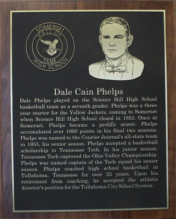 Dale Cain Phelps