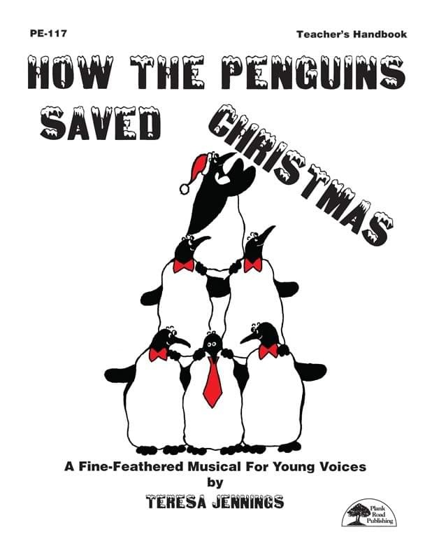How the Penguins Saved Xmas cover page 2018