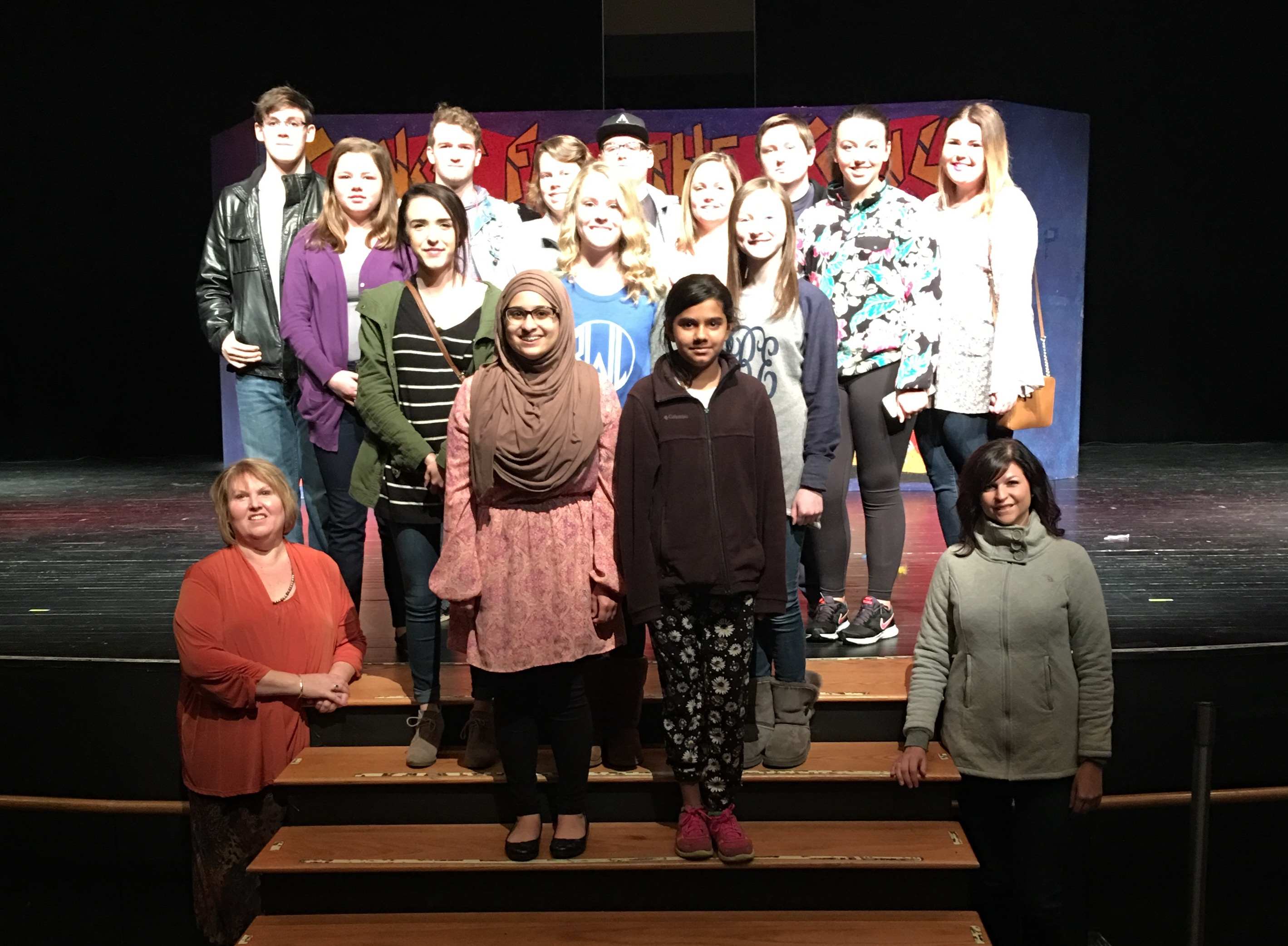 "Students attend ""Songs of Soul"" performance"