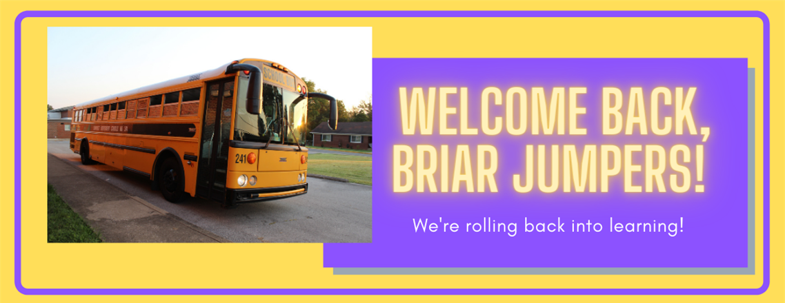 Welcome back, Briar Jumpers!