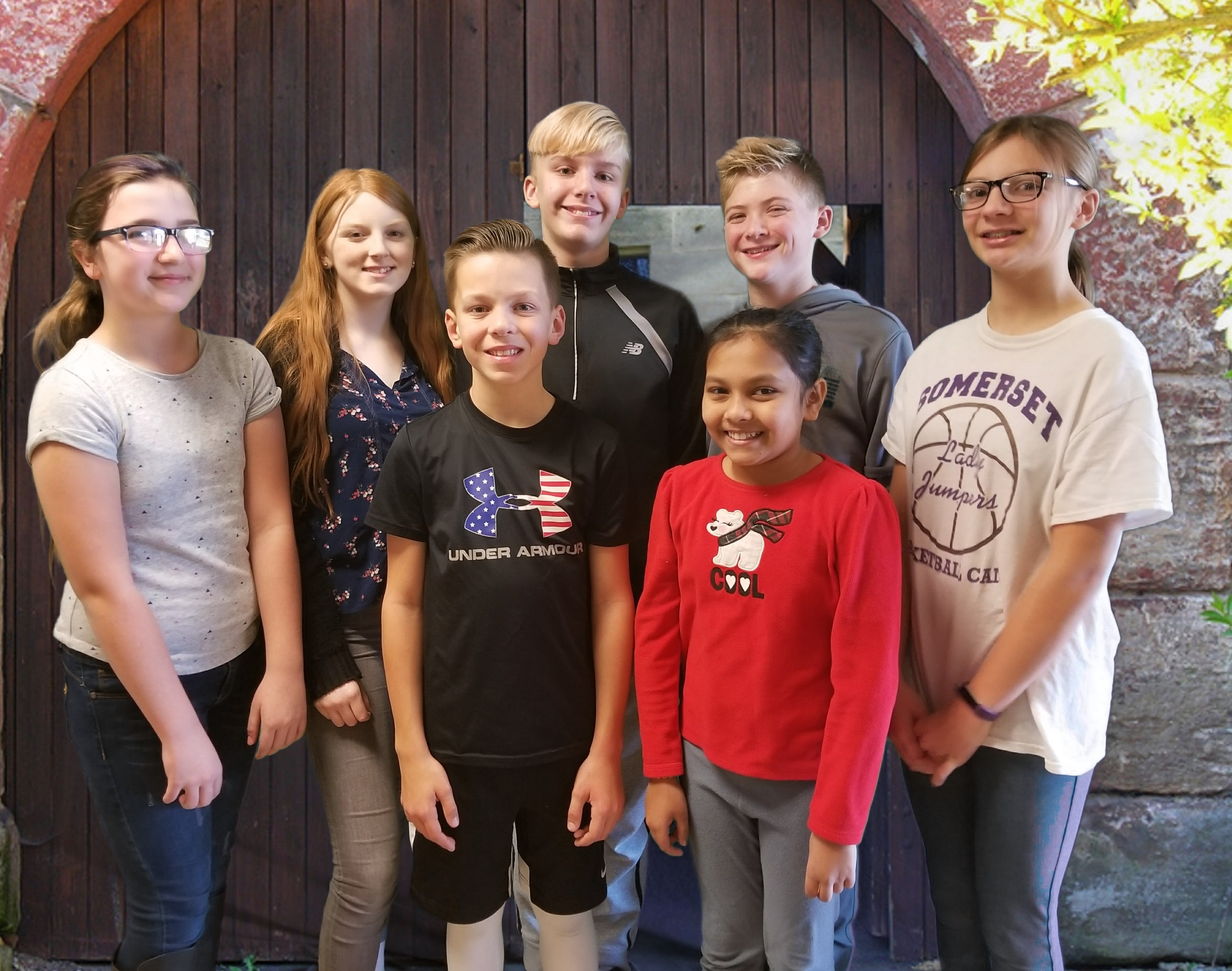 Sixth Grade Academic Team