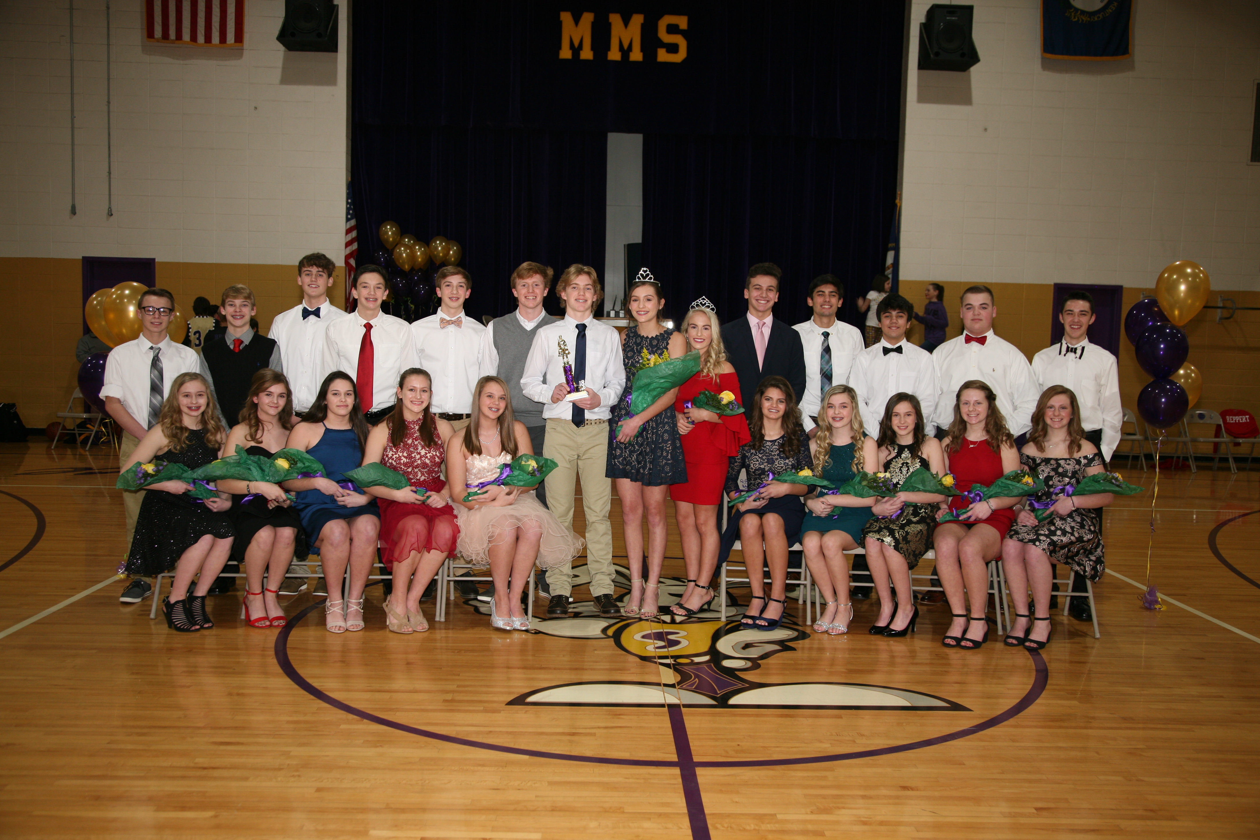 MMS Homecoming
