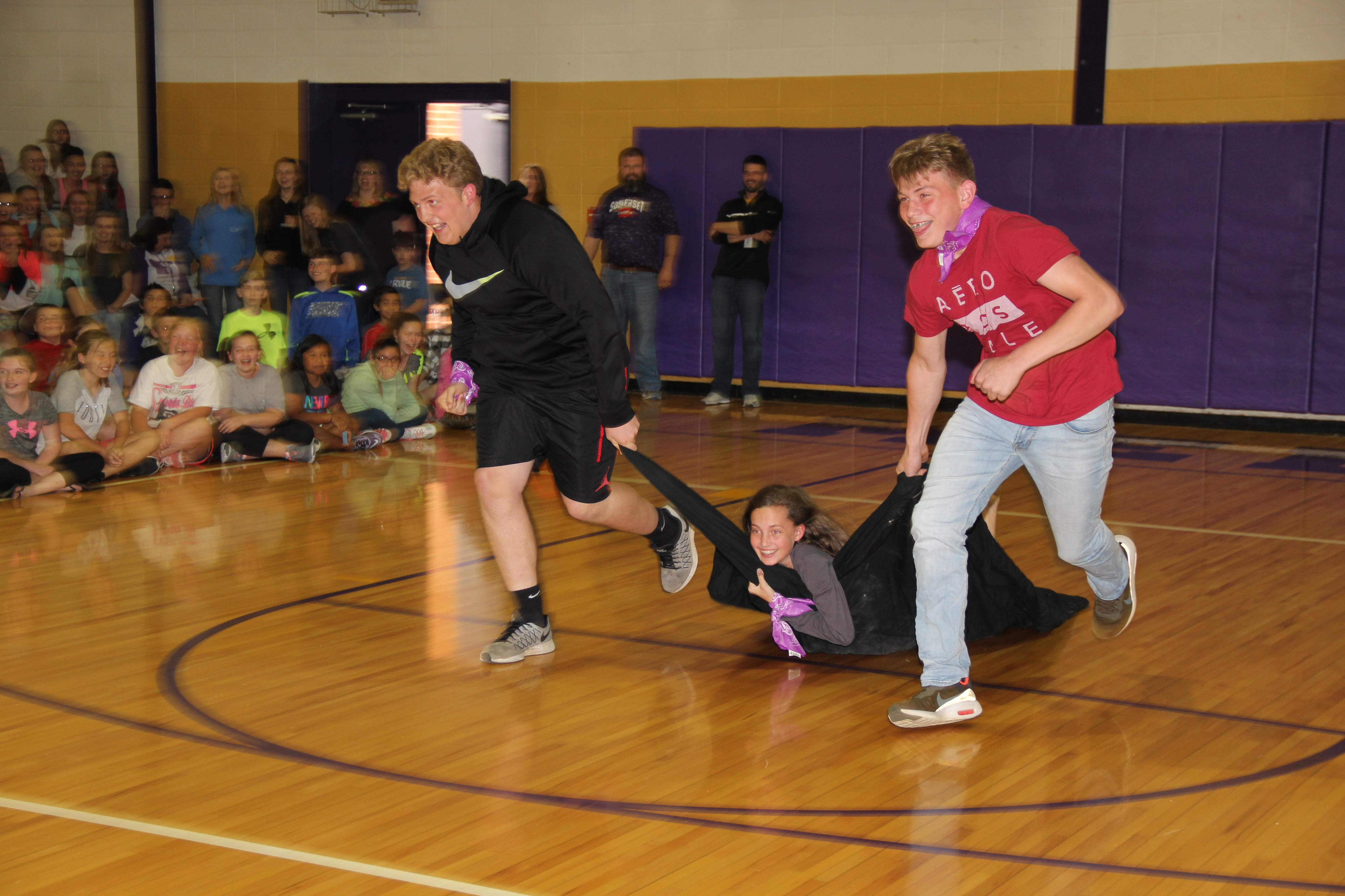 K-PREP Rally & Crazy Games