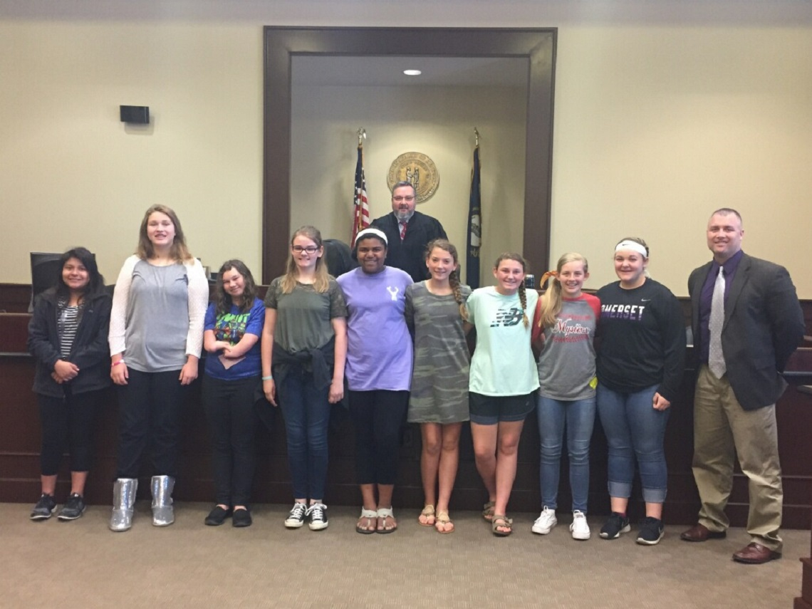 MMS Law Club 2016-2017