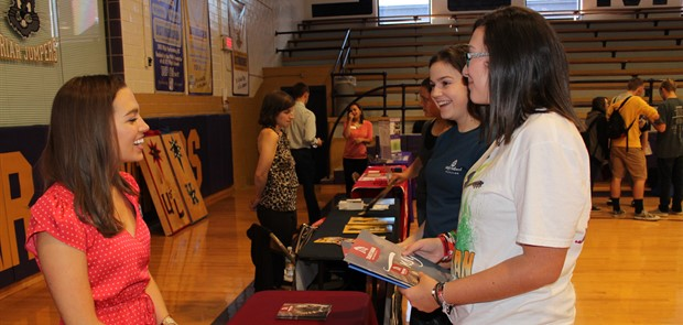 College Fair at SHS