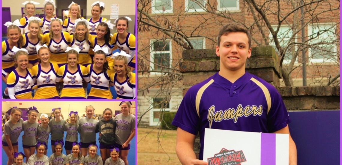 Somerset Independent Athletics – Nationally Competitive Cheer and Dance Teams; Under Armour All-American; More than Forty Division I Athletes since 2000.