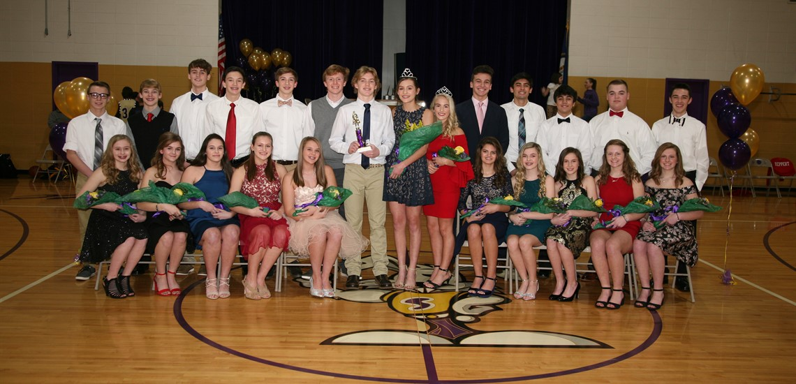2017-2018 Meece Middle School's Homecoming