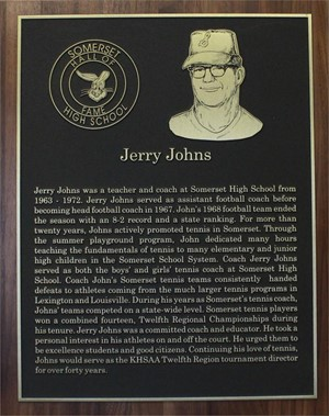 Jerry Johns